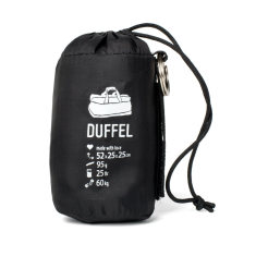 Ultralight compact duffel bag