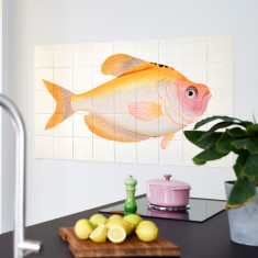 IXXI fish wall art