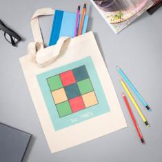 Rubix Cube (Est. 1980's) Magazine Bag
