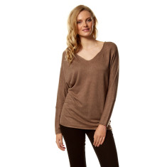 Hope sweater in taupe