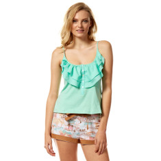Sahara cami in mint