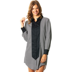 Chevron nightshirt