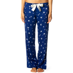 Fly away royal PJ pants