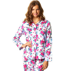 Pink poppy PJ set