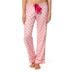 Pink hope signature PJ pant