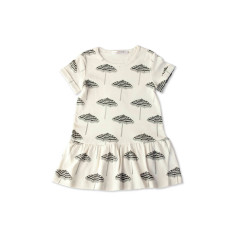 Beach brolly shift dress