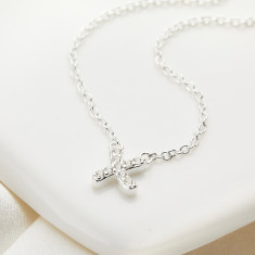 Loves First Kiss Necklace