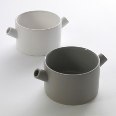 Serax by Catherine Lovatt Small Bowl In Grey or White