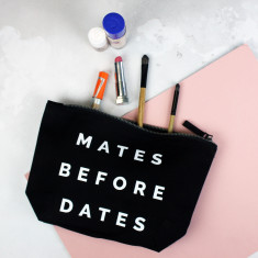 Mates before dates makeup bag