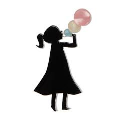 Erstwilder Bethanys bubbles brooch