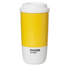 Pantone thermo travel mug