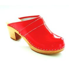 Tall Classic Red Patent
