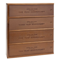 Anniversary 4-Bottle Wine Box