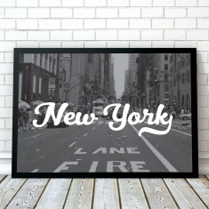 New York Travel Art Print