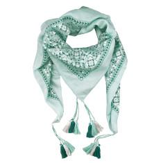 Mila silk scarf