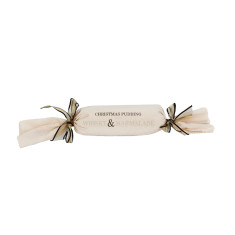 Whisky and Marmalade Christmas Pudding 800gram Log
