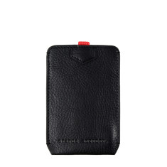 Franklin leather wallet in black