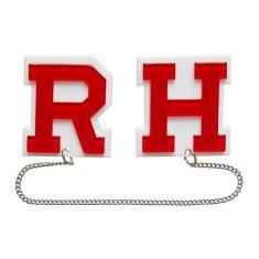 Erstwilder Rydell High brooch
