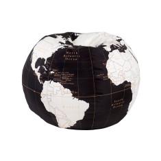 Woouf Bean Bag Cover - Globe Small