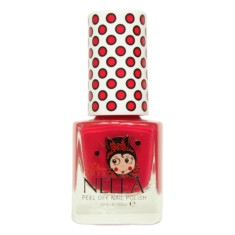 Peel off kids' nail polish cherry macaroon (non toxic)