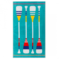 Paddle Basque Beach Towel
