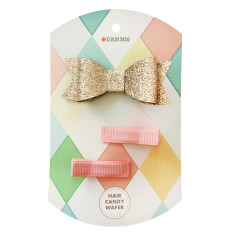 Argyle Hair Candy Accessories (3 pieces)