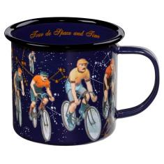 Ted Baker men's enamel mug