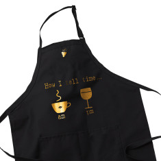 Wine Lover Apron - AM to PM