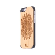 Eagle eye bamboo iPhone 6/6S case