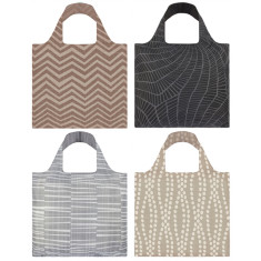 LOQI Reusable Bag Earth Collection