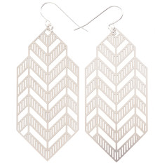 Large Deco earrings