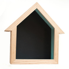 Birdhouse blackboard (various colours)