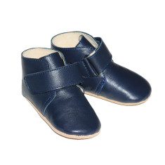 Pre-walker Oxford Boot in Navy