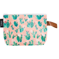 Clutch in Cactus Print