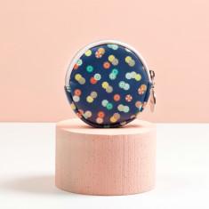 Round purse (small) - Capri