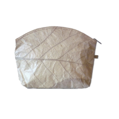 Eco leaf bag large in natural