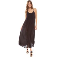 Petitinget Dress Black