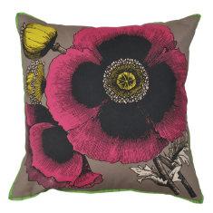 Pansy Cushion