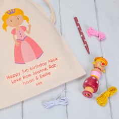 Personalised French Knitting Doll Craft Kit