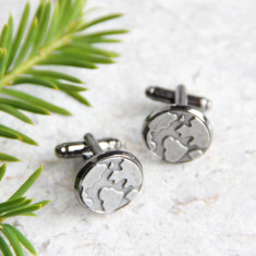 You Mean The World To Me/Us Cufflinks