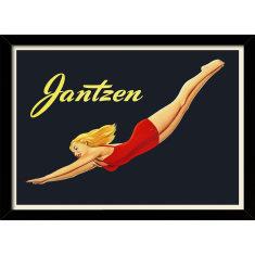 Jatzen Swimsuits Print