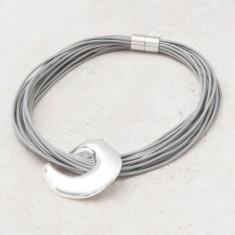 Kali multi strand statement necklace