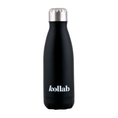 Reusable Drink Bottle in black