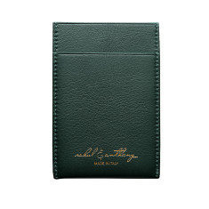 Di Lusso Unisex Card Holder - Forest