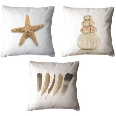 Saltwater cushion collection (set of 3)