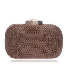 Zahara Box Clutch - Bronze