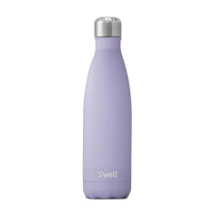 S'Well stone collection insulated bottle purple garnet