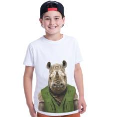 Rhino kid's tee