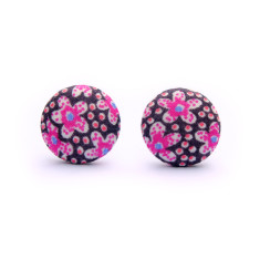 Liberty floral earrings