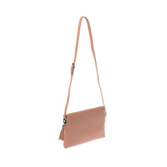Holly Clutch and Bag - Dusty Pink